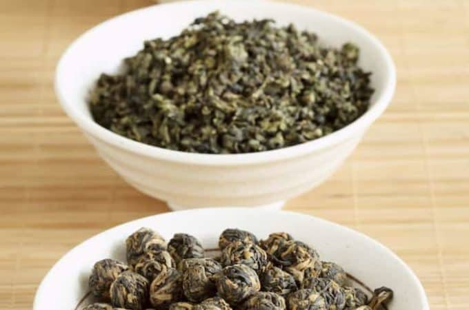 Black Dragon Pearl Tea