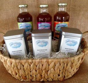 Artisan Tea Gift Basket