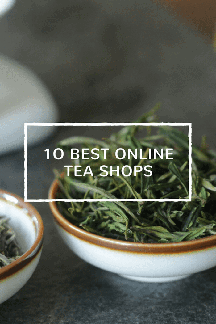 10 best online tea shops