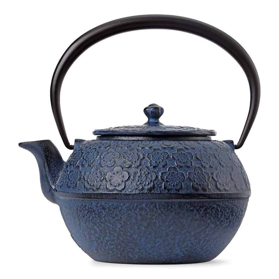cast iron tea pot tea gift
