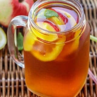 Best Peach Iced Tea Recipe