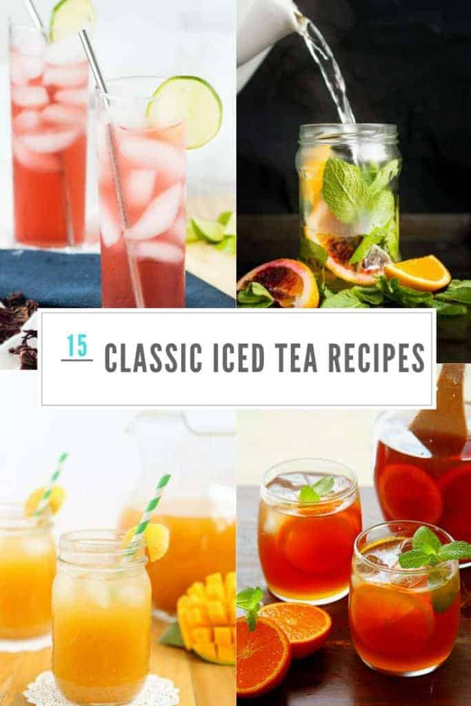 15 Classic Iced Tea Recipes