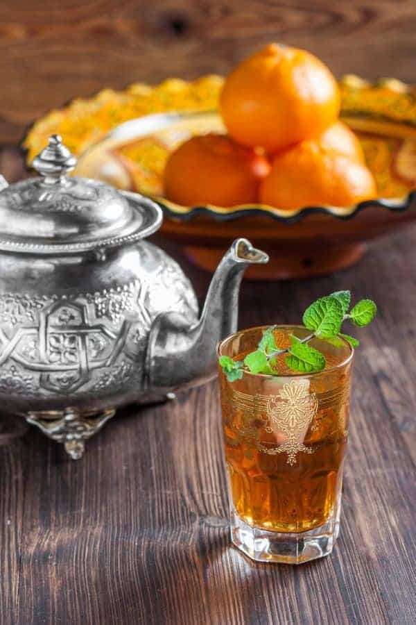 how to make moroccan mint tea