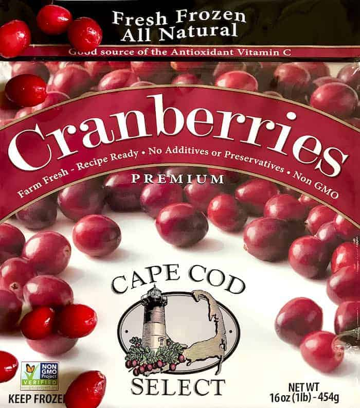 Cape Cod Select Cranberries 16 ounce bag