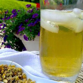 Chamomile Tea with Honey