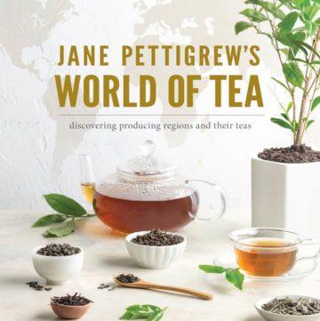 Jane Pettigrew's World o Tea book cover