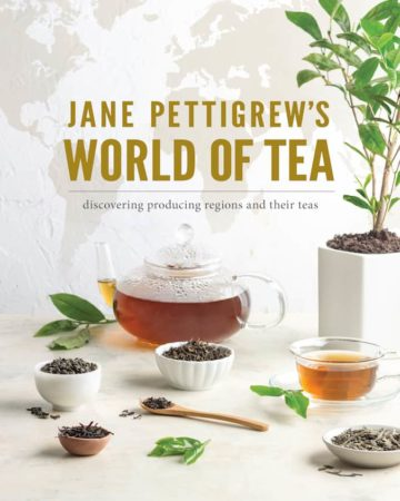 Jane Pettigrew's World o Tea book cover