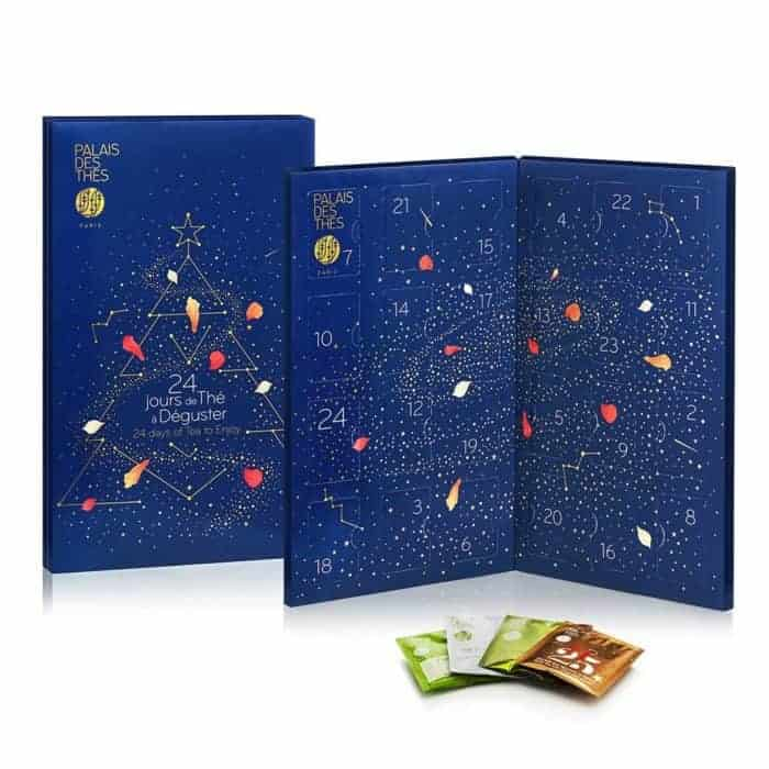 Advent Calendar tea gift