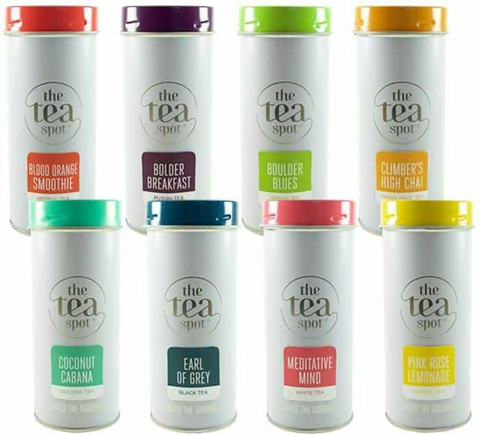 best sampler tea gifts