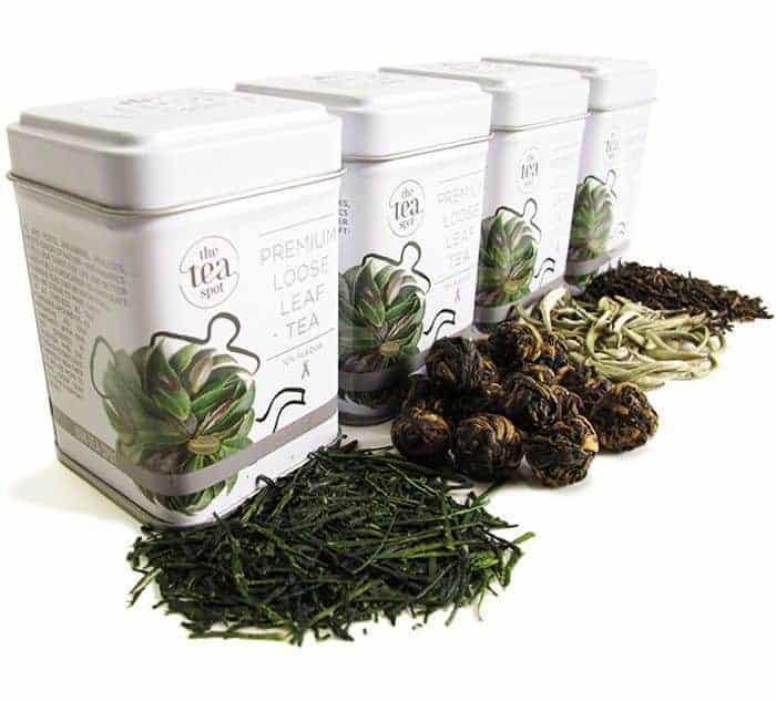sampler tea gift