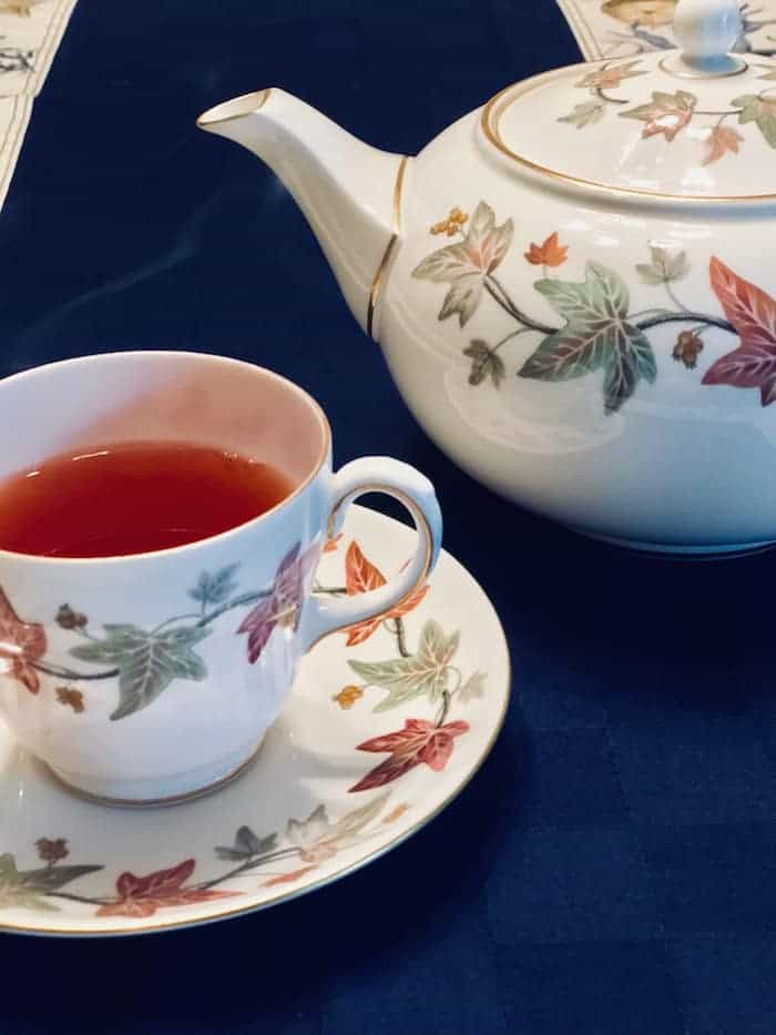 Wedgwood Ivy House teapot 10 best online tea shops