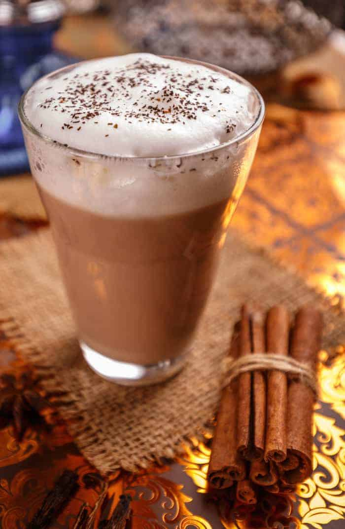 best blog posts Chai, a rich and creamy mixture of black tea and exotic spieces
