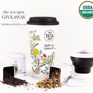 The Tea Spot Traveler Gift Card Giveaway