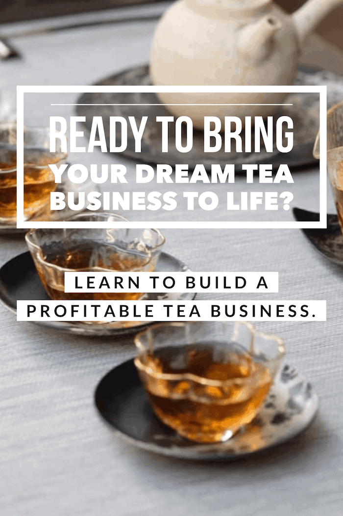 How to build a profitable tea business. By understanding business fundamentals you can grow a tea business you love. Learn more.