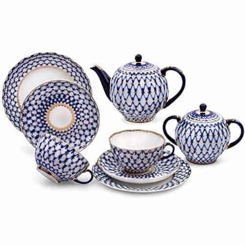 Lomonosov tea set