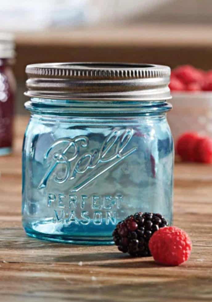 ball vintage limited edition perfect mason jar