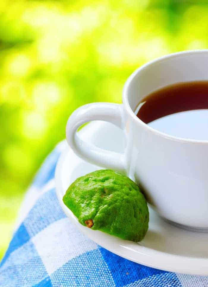 earl grey tea with bergamot