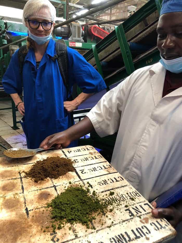 Rwanda tea