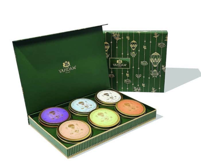 World Tea Private Reserve Gift Set | 6 Teas in a Gift Box