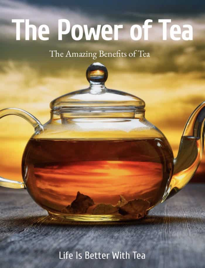 ebooks the benefits of tea