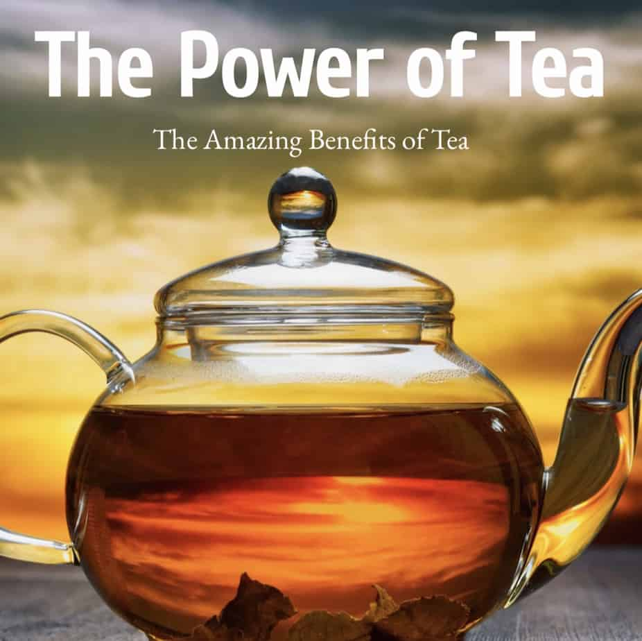 the Power of Tea ebook cover