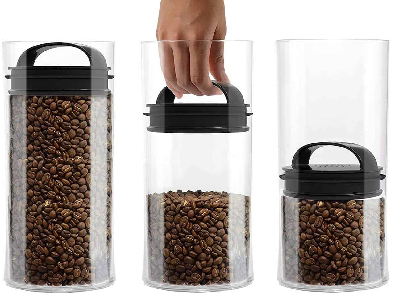 eval tea strorage containers